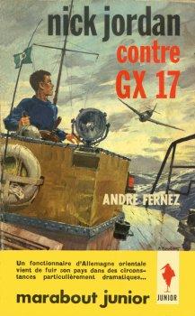 Nick Jordan contre GX17