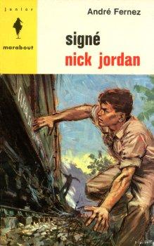 Signé Nick Jordan